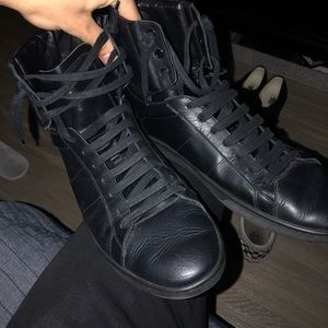 Saint Laurent Paris Hedi Slimane Era Sneakers